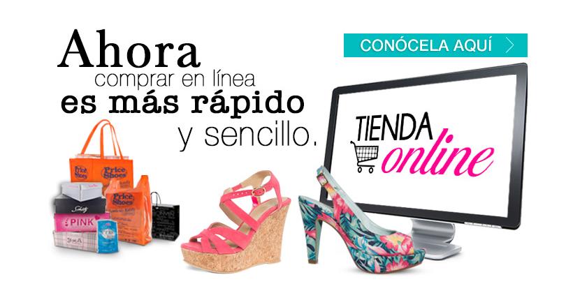 b549538a Price Shoes, lanza su Tienda en Línea | Conexion 360
