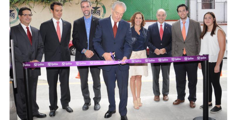 Conexion 360 qu litas abre su nueva oficina en for Oficina qualitas auto