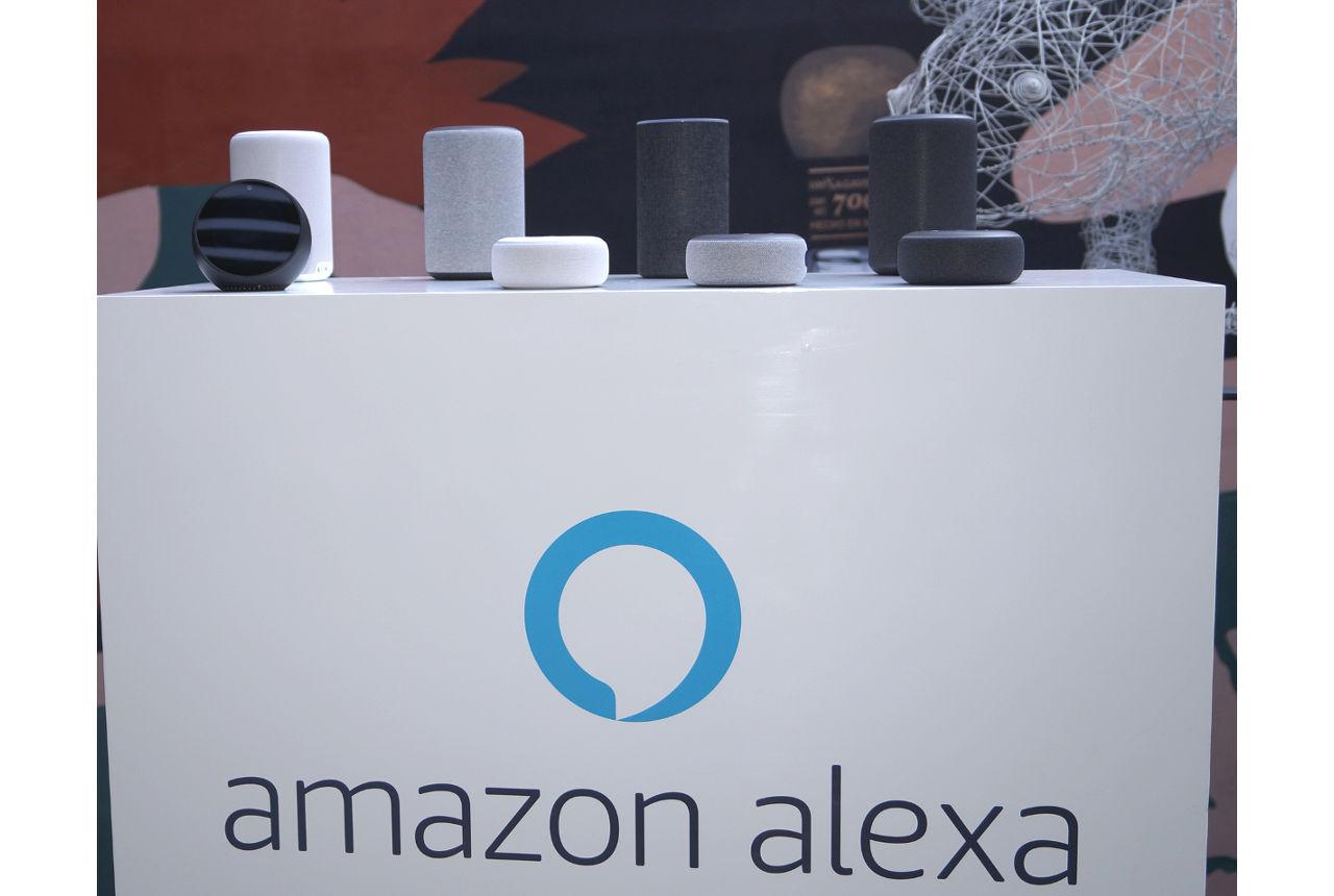 Amazon Echo— bocina manos libres 45590b6f9b8