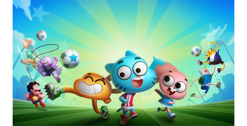 Cartoon Network Copa Toon Juego De Goleadores En Google Play