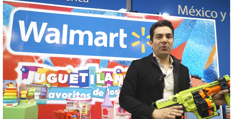 Juguetilandia De Walmart Ya Abrio Sus Puertas En Toda La Republica