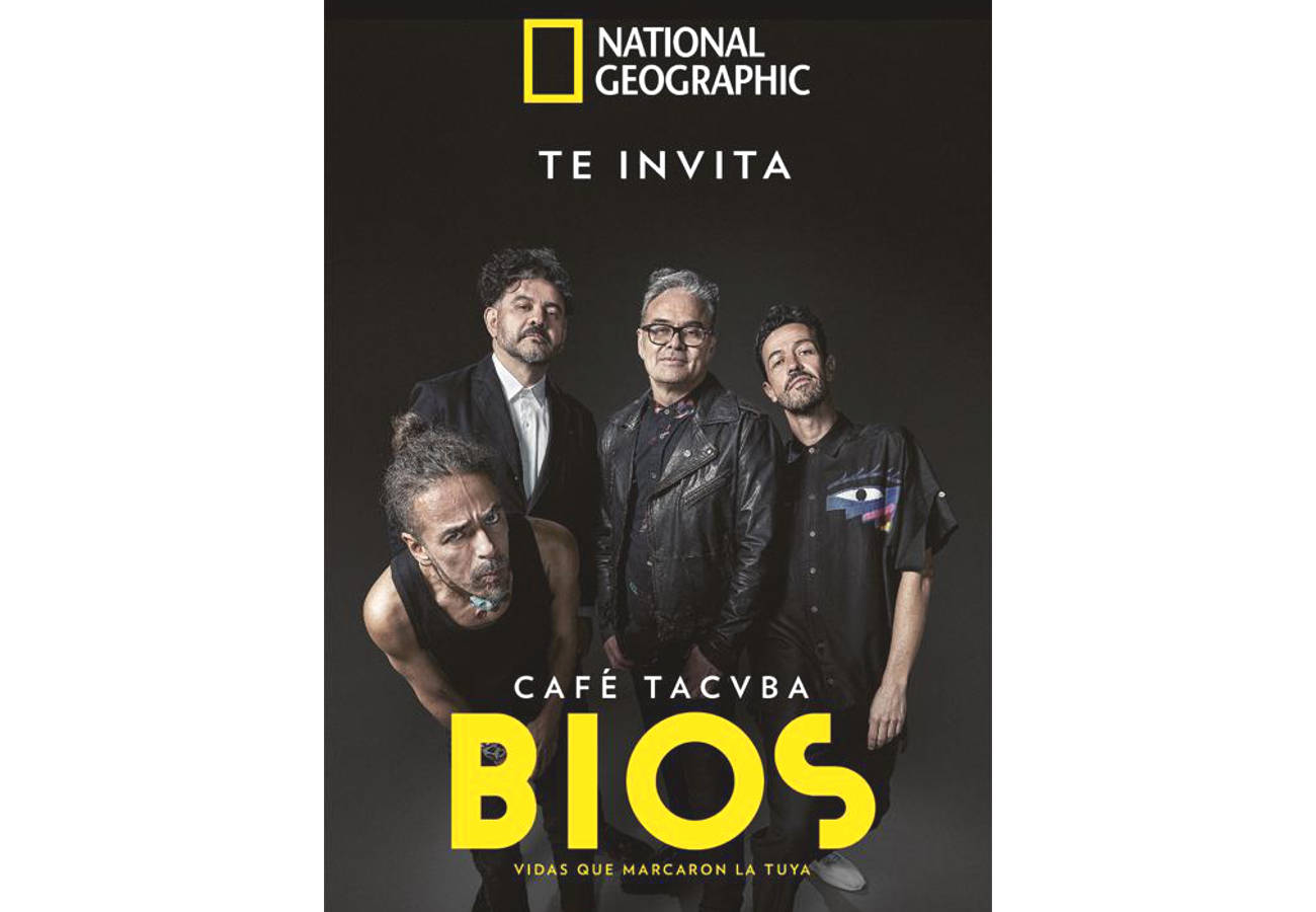 National Geographic presenta 'Bios' de Café Tacvba | Conexion 360